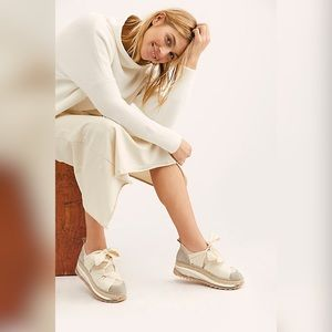Free People Chapmin Espadrille Sneaker